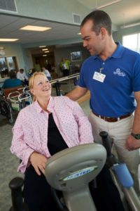 Our dedicated physical therapy team is passionate about your dreams